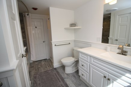 West Yarmouth Cape Cod vacation rental - Recently updated bathroom on main floor