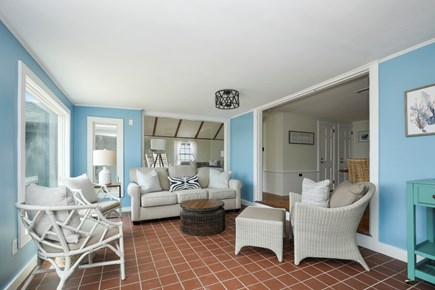 Harwich Cape Cod vacation rental - Sunroom