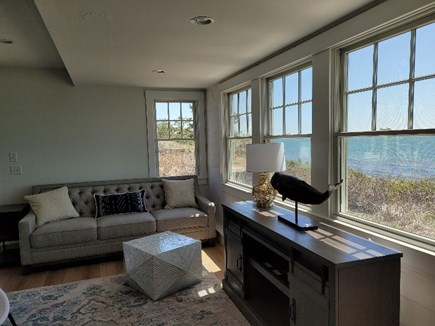 Harwich Cape Cod vacation rental - Living room with view