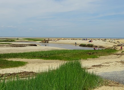 Brewster Cape Cod vacation rental - Drive 2 miles to Paine's Creek beach - gorgeous