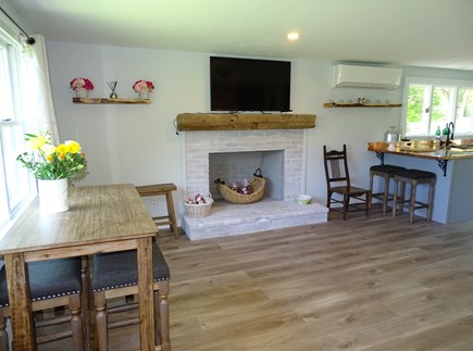 Brewster Cape Cod vacation rental - Freshly painted and decorated 2021