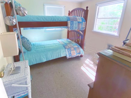 PLYMOUTH MA vacation rental - Nice Size Bunk bed room. Includes washer/dryer in closet
