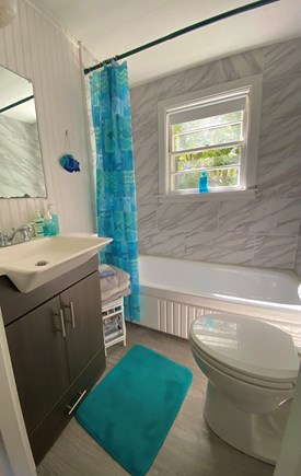 PLYMOUTH MA vacation rental - Newly Renovated Updated Full Bathroom
