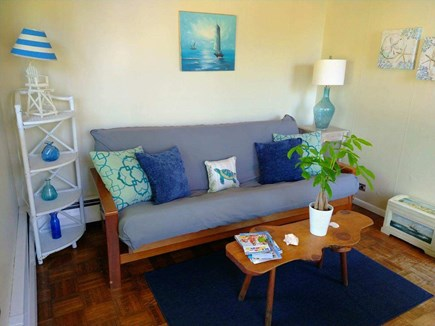 PLYMOUTH MA vacation rental - Foyer which doubles as extra playroom/Sleeping Area. Queen Futon