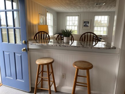 Barnstable, Centerville Cape Cod vacation rental - Breakfast nook.