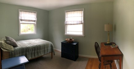 Harwich Cape Cod vacation rental - First floor small BR with office space