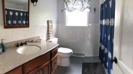 Harwich Cape Cod vacation rental - First floor main full bathroom