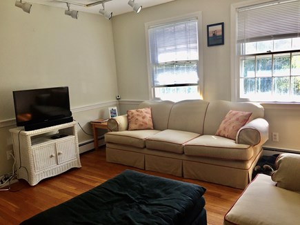 West Harwich Cape Cod vacation rental - Family room other view