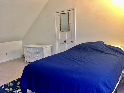 West Harwich Cape Cod vacation rental - Upstairs bedroom with queen bed (twin bed not shown)