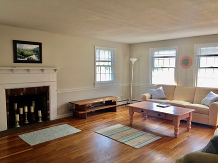 West Harwich Cape Cod vacation rental - Spacious Living Room - bright and comfortable!