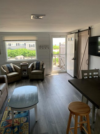 Dennis Cape Cod vacation rental - Living room with all new furniture