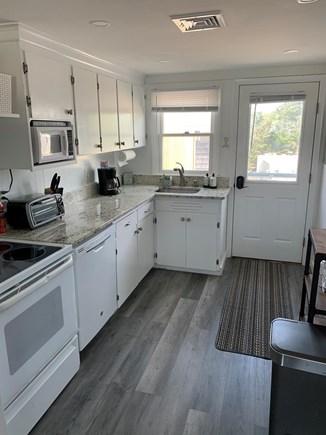 Dennis Cape Cod vacation rental - Granite countertops in kitchen.  Dishwasher!