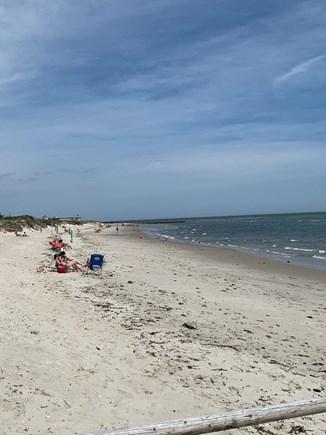 Dennis Cape Cod vacation rental - Beautiful Nantucket Sound beach.