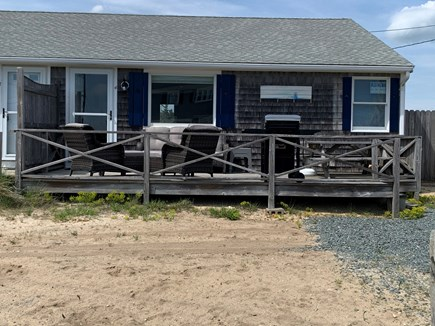 Dennis Cape Cod vacation rental - Parking for 3 cars