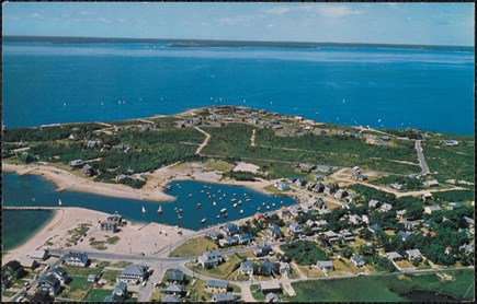 North Falmouth Cape Cod vacation rental - New Silver Beach and the Harbor are just a few blocks away!