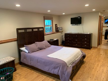 North Falmouth Cape Cod vacation rental - Lower level bedroom (handicap accessible)