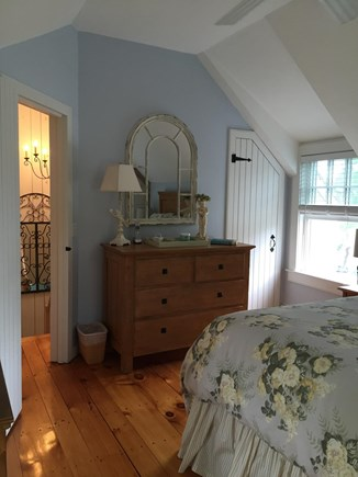 New Seabury New Seabury vacation rental - Upstairs master bedroom with walk-in closet
