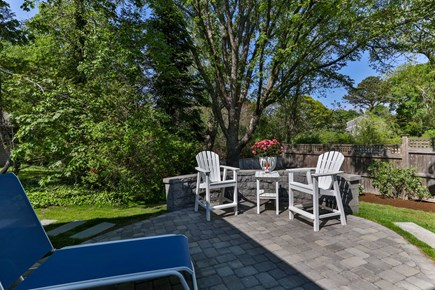 East Orleans Cape Cod vacation rental - 2 chaises and a comfortable seating arrangement