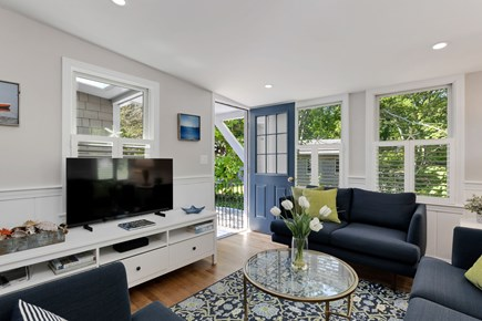 East Orleans Cape Cod vacation rental - Brand new streaming smart tv. Cable included.