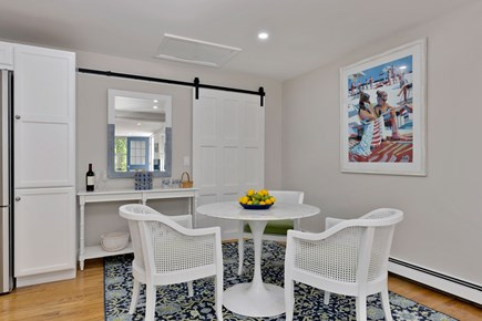 East Orleans Cape Cod vacation rental - Dining for 4