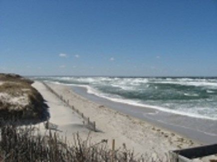Dennis Cape Cod vacation rental - Gorgeous beach without the crowds
