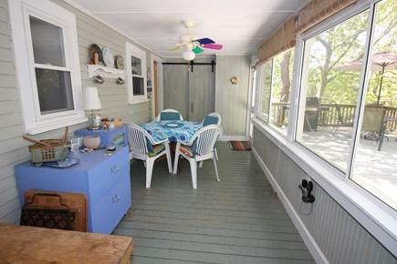 East Dennis Cape Cod vacation rental - Porch (partial view)