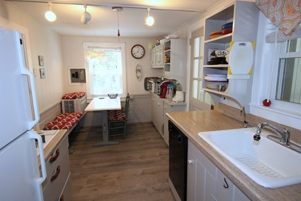 East Dennis Cape Cod vacation rental - Kitchen Dining