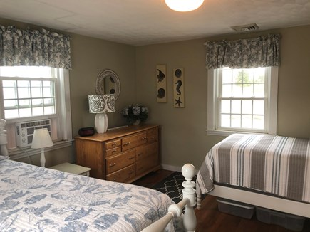 Barnstable, Craigville Cape Cod vacation rental - Full Bed and a twin. Large closet and dresser as well.