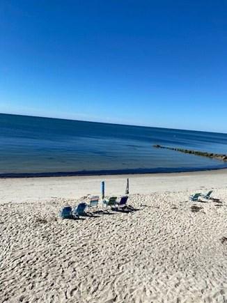 Harwich Port Cape Cod vacation rental - view of semi private beach