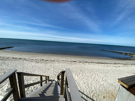 Harwich Port Cape Cod vacation rental - Enjoy this semi private beach only 500 ft away.