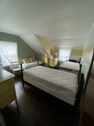 Harwich Port Cape Cod vacation rental - Bedroom 2 - newly finish hardwood floor.