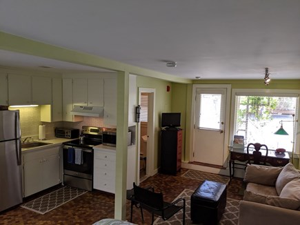 Provincetown Cape Cod vacation rental - Bathroom is on the left