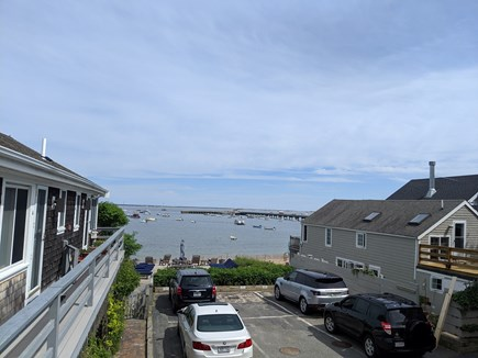 Provincetown Cape Cod vacation rental - View from Commercial St.