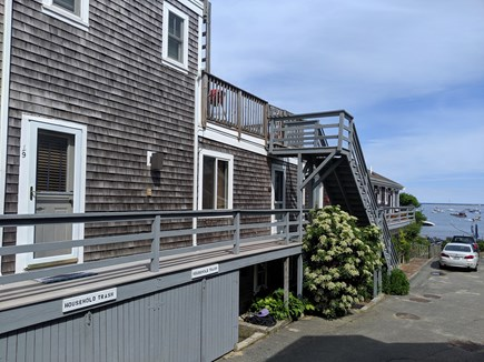 Provincetown Cape Cod vacation rental - More of the whole building