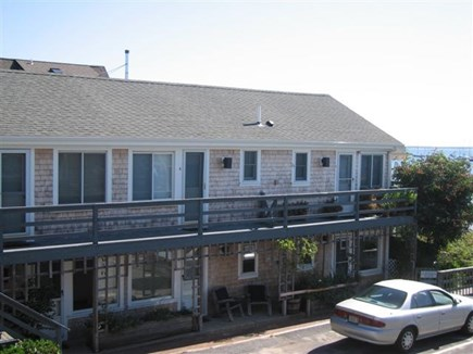 Provincetown Cape Cod vacation rental - Designated parking right outside the door