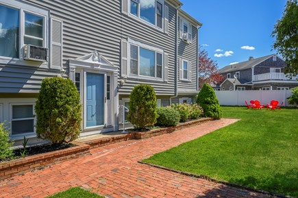 Dennis Port Cape Cod vacation rental - Charming exterior, partially fenced yard. Smoke free property