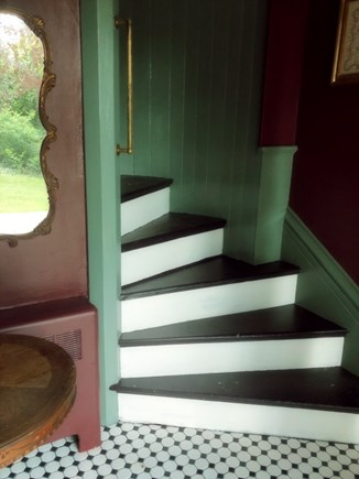 Barnstable Cape Cod vacation rental - Private entry foyer