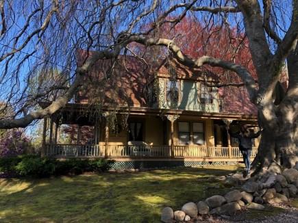 Barnstable Cape Cod vacation rental - Side of Beechwood Manor Inn