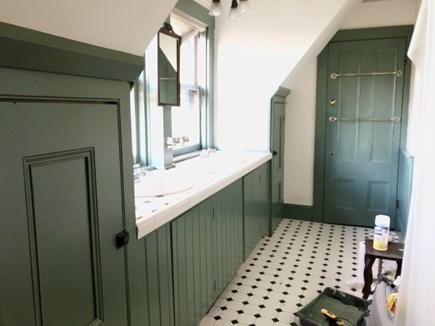 Barnstable Cape Cod vacation rental - Tower bathroom