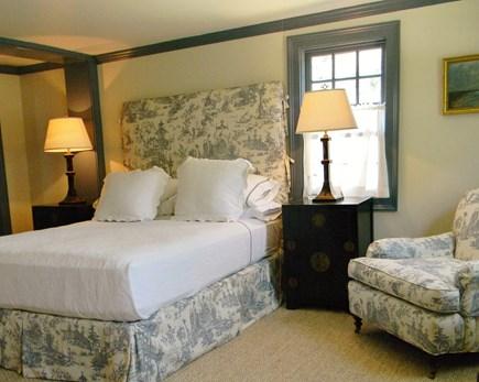 Barnstable, Historic Rte 6A Cape Cod vacation rental - Otis Suite-Queen bed with en suite bath