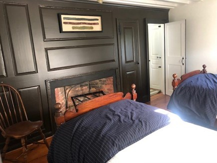 Barnstable, Historic Rte 6A Cape Cod vacation rental - Otis House Twin room