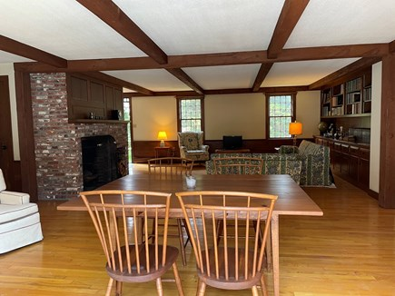 East Orleans - Walk to Asas La Cape Cod vacation rental - Dining Area