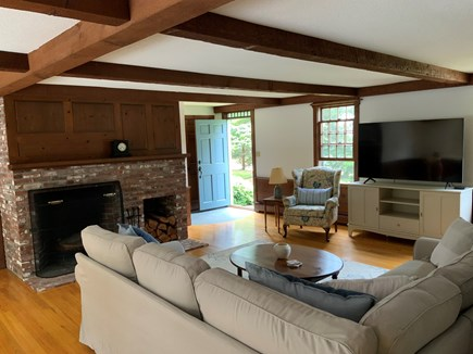 E. Orleans - Tonset Area Cape Cod vacation rental - Family room
