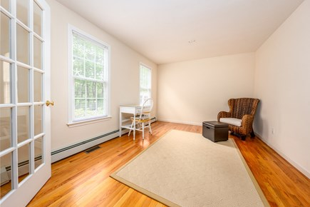 Yarmouth Port Cape Cod vacation rental - Peaceful and bright first floor sitting area