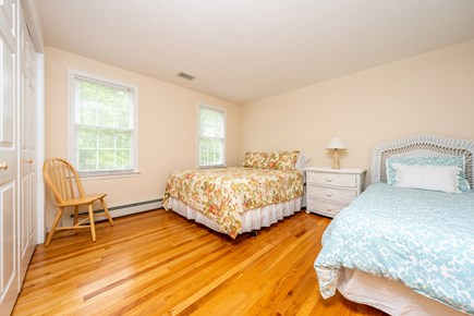 Yarmouth Port Cape Cod vacation rental - Second floor bedroom #2 (queen and twin)