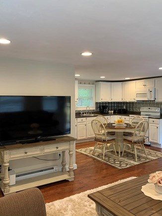 Eastham Cape Cod vacation rental - View from Living Room towards Kitchen