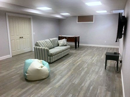Eastham Cape Cod vacation rental - Anchor Retreat - Lower Level - Play Room