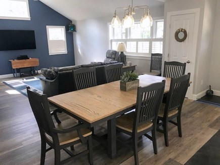 Eastham Cape Cod vacation rental - Anchor Retreat - Dinging Area