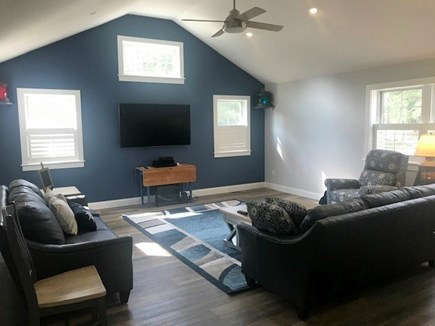 Eastham Cape Cod vacation rental - Anchor Retreat - Living Room