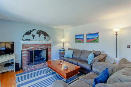 Harwich Cape Cod vacation rental - You come home after exploring all day, put your feet up & relax.
